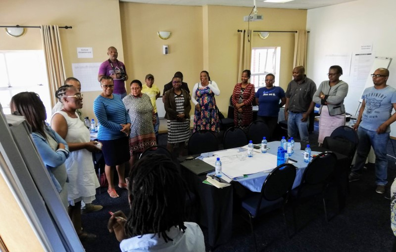 local government climate change support workshop